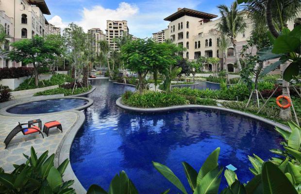 фотографии отеля Wyndham Grand Plaza Royale Hainan Longmu Bay изображение №23