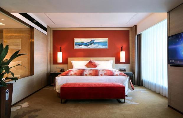 фото Grand Metropark Hotel Beijing (ех. Cts Plaza Beijing) изображение №6