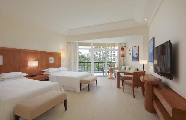 фотографии отеля Sheraton Sanya Resort изображение №11