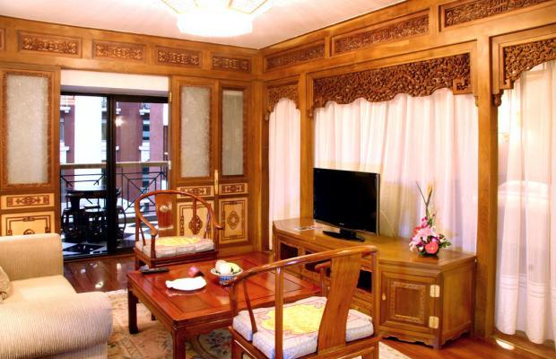 фото Grand Hotel Beijing изображение №26