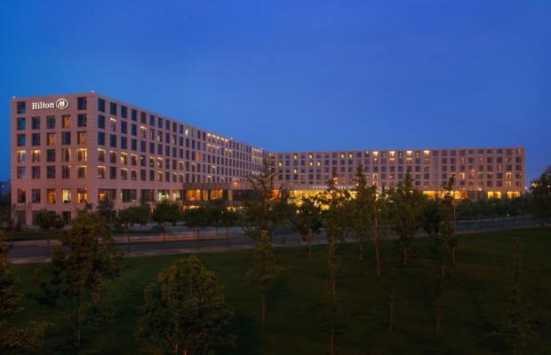 фотографии отеля Hilton Beijing Capital Airport изображение №3