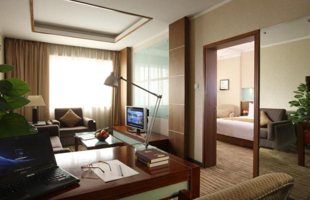 фотографии отеля Holiday Inn Downtown Beijing изображение №11