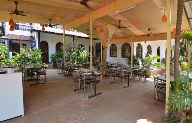 фотографии отеля Hacienda (OYO 8024 near Baga Beach) изображение №19
