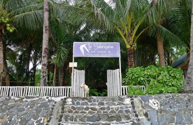 фотографии отеля La Salangane Caalan Beach Villa изображение №15