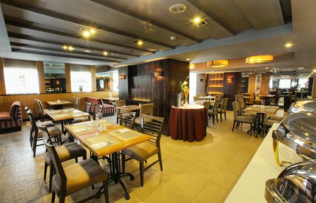 фото The A.Venue (ex. Best Western Plus Antel Hotel) изображение №14
