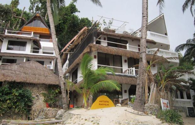 фотографии отеля Artista Beach Villas изображение №23
