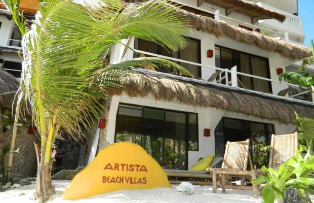фото отеля Artista Beach Villas изображение №1