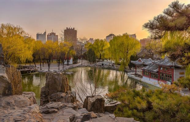 фото отеля Home Inn Beijing Anhuaqiao Metro Station изображение №1