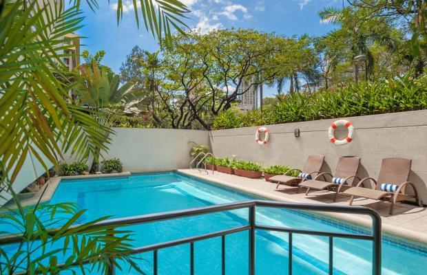 фотографии отеля Somerset Olympia Makati изображение №11
