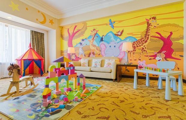 фотографии отеля Shangri-La Hotel Dalian изображение №23