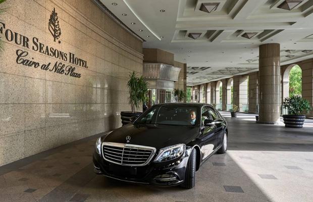 фотографии отеля Four Seasons Hotel Cairo at Nile Plaza изображение №15