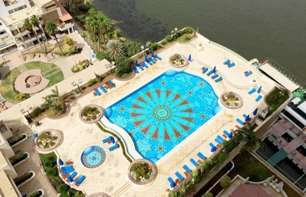 фото отеля Grand Nile Tower (ex. Grand Hayatt Cairo) изображение №1