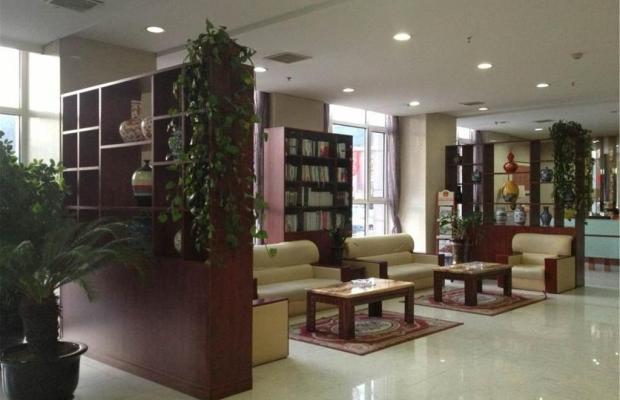 фотографии отеля Dalian Intercity Hotel изображение №7
