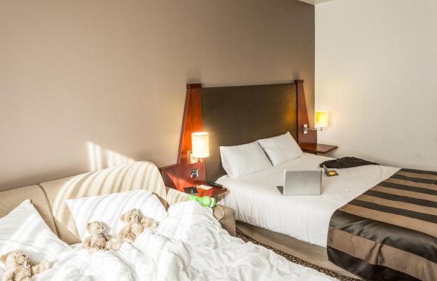 фотографии отеля Mercure Val de Fontenay изображение №3