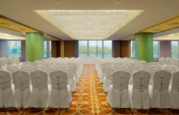 фото Radisson Blu Hotel Shanghai New World изображение №6
