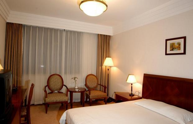 фото отеля Jin Jiang Pacific изображение №5