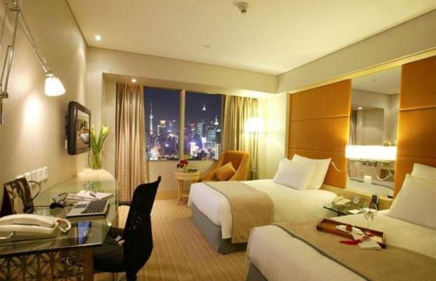 фотографии отеля Jin Jiang Tower изображение №43