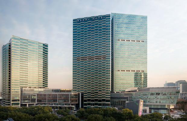фото отеля Kerry Hotel Pudong изображение №1