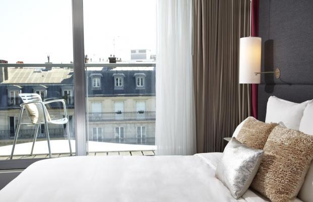 фото отеля Renaissance Paris Arc De Triomphe изображение №37