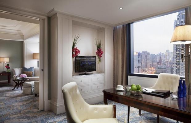 фотографии отеля Waldorf Astoria Shanghai on the Bund изображение №15