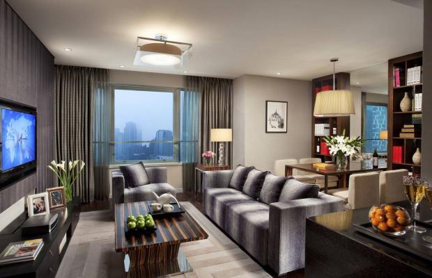 фотографии отеля Ascott Residence Huai Hai Road изображение №3