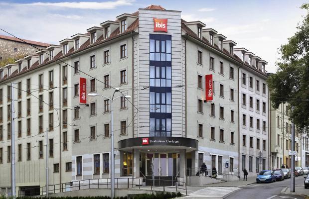 фото отеля Ibis Bratislava Centrum изображение №1