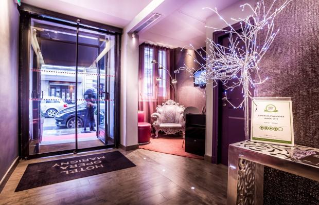 фотографии отеля Hotel Opera Marigny изображение №31