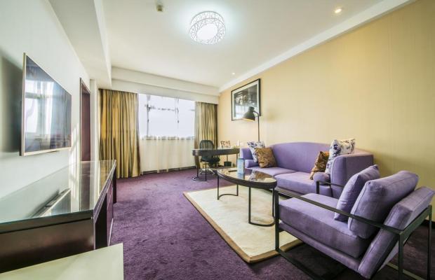 фотографии отеля Holiday Inn Express Shanghai Zhabei изображение №15