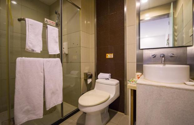 фотографии Motel 168 Shanghai Changping Road изображение №12