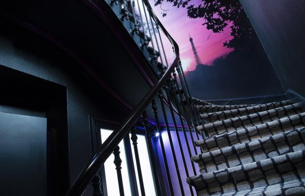 фотографии отеля Hotel Sublim Eiffel изображение №15