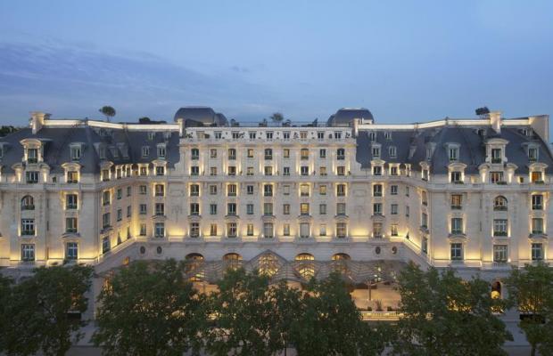 фото отеля Hotel The Peninsula Paris изображение №29