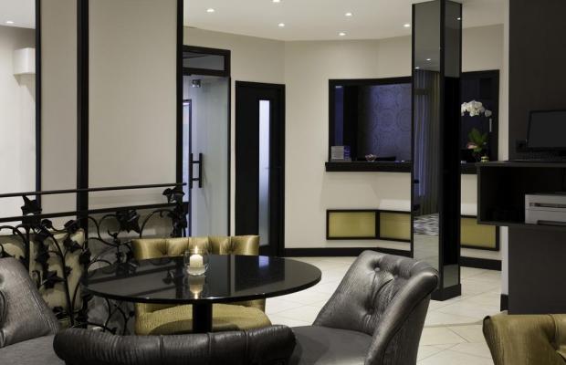 фотографии отеля Best Western Paris Italie (ex. Best Western Hotel Weha) изображение №11