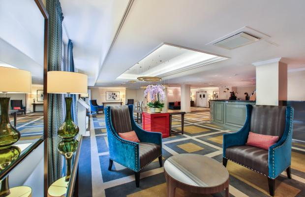 фото Fraser Suites Le Claridge Champs-Elysees (ex. Claridge Champs-Elysees) изображение №14