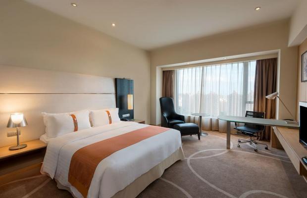 фотографии отеля Holiday Inn Shanghai Hongqiao West изображение №59