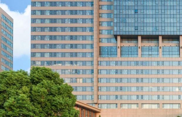 фотографии отеля Holiday Inn Shanghai Hongqiao West изображение №11