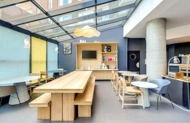 фотографии отеля Novotel Suites Paris Nord 18eme изображение №7