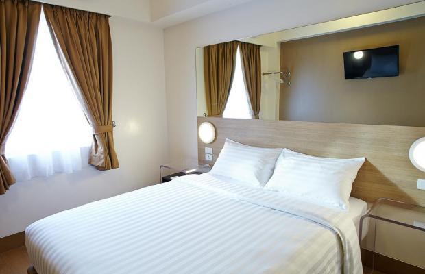 фотографии отеля Red Planet Cebu (ех. Tune Hotel) изображение №3