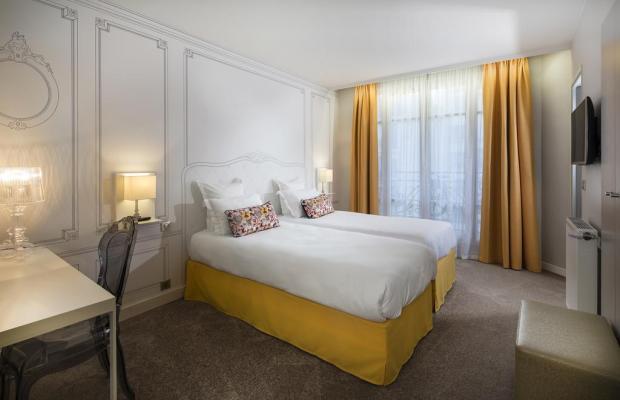 фотографии отеля Hotel Paris Vaugirard (ex. Terminus Vaugirard) изображение №23