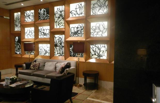 фотографии отеля Oakwood Residence Shanghai изображение №7