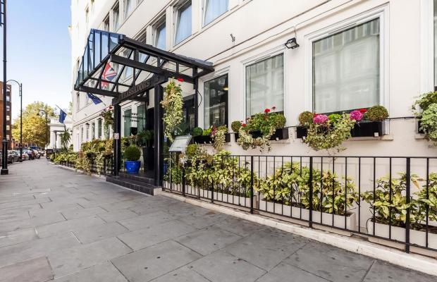 фотографии отеля The Ambassadors Hotel изображение №27
