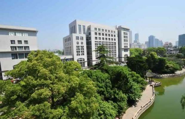 фото отеля Cypress Garden Hotel Shanghai изображение №1