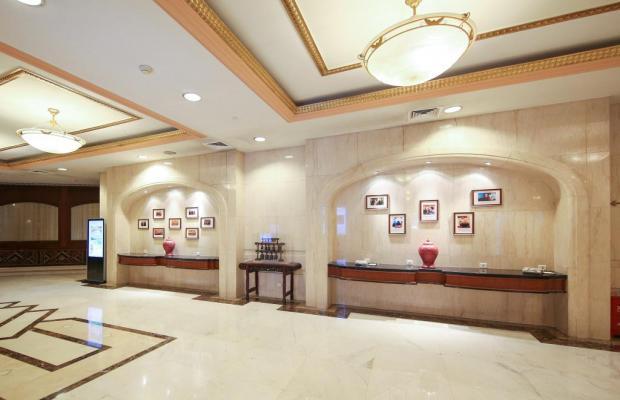 фотографии отеля Oriental Riverside Hotel Shanghai изображение №71