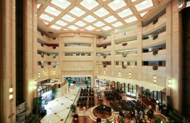фото отеля Oriental Riverside Hotel Shanghai изображение №45