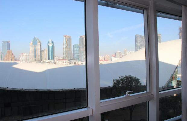 фото отеля Oriental Riverside Hotel Shanghai изображение №17