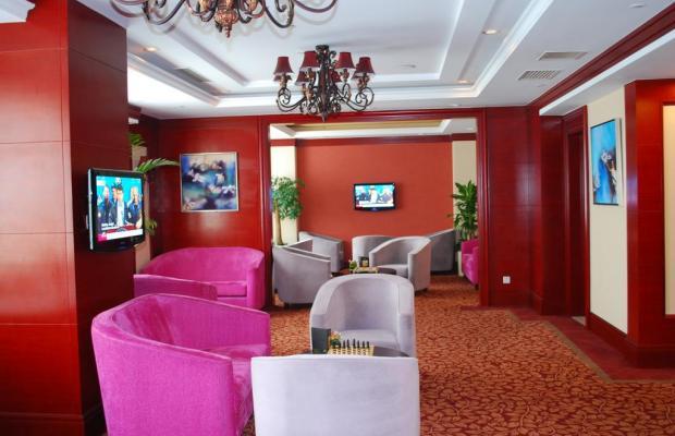 фотографии отеля Kingswell Hotel Tongji (ех. Days Hotel Tongji) изображение №23