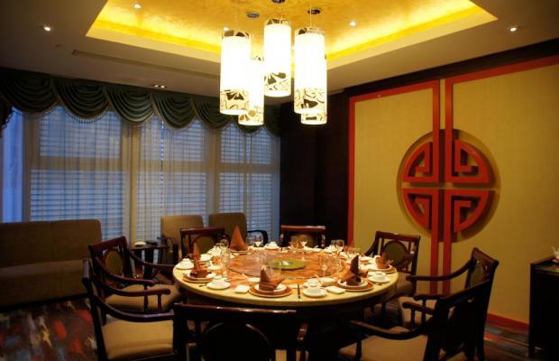 фотографии отеля Kingswell Hotel Tongji (ех. Days Hotel Tongji) изображение №7
