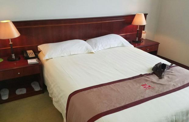 фотографии Shanghai Airlines Travel Hotel Pudong Airport изображение №12
