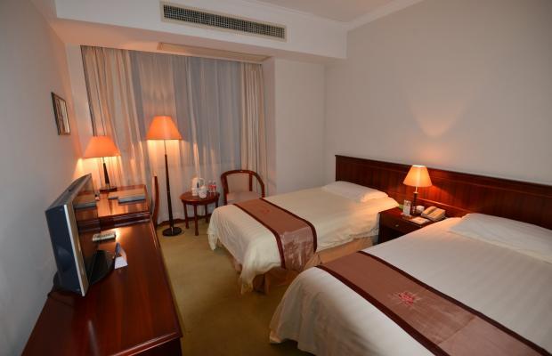 фото Shanghai Airlines Travel Hotel Pudong Airport изображение №10