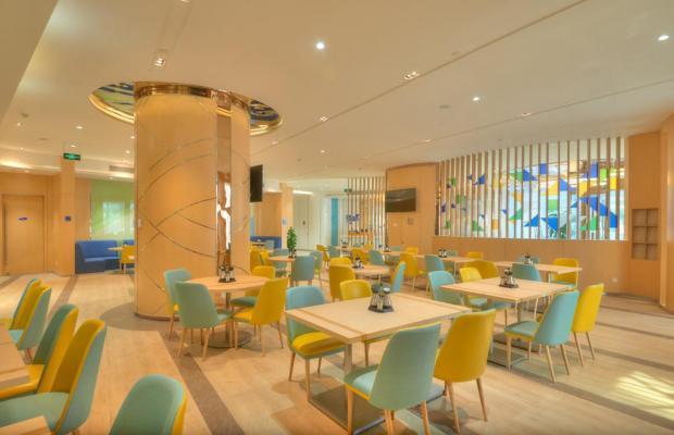 фотографии отеля Holiday Inn Express Shanghai Zhenping (ex. Shanghai Eastern Airline) изображение №11