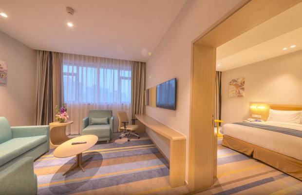 фотографии отеля Holiday Inn Express Shanghai Zhenping (ex. Shanghai Eastern Airline) изображение №7